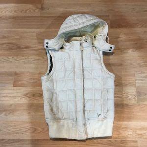 American Eagle Vest w/ Detachable Hood